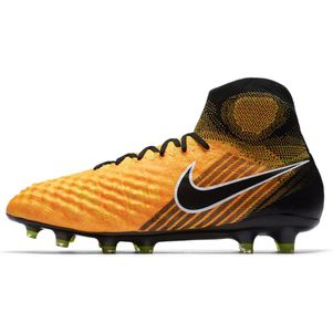 Nike Magista Obra II FG Lock In Let Loose Pack schwarz / orange – Bild 2