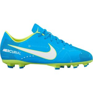 Nike Junior Mercurial Victory VI Neymar FG Written in the Stars Pack blau / gelb / weiß – Bild 1