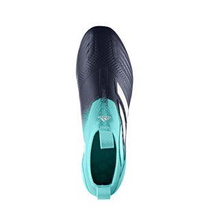 adidas ACE 17+ PURECONTROL FG Ocean Storm Pack weiß / blau / türkis – Bild 4