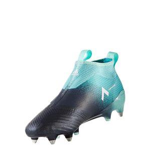 adidas ACE 17+ PURECONTROL SG Ocean Storm Pack weiß / blau / türkis – Bild 3