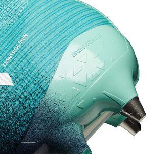 adidas ACE 17+ PURECONTROL SG Ocean Storm Pack weiß / blau / türkis – Bild 7