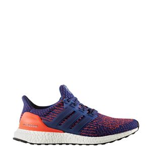 adidas Ultra Boost 3.0 M Herren Laufschuhe blau / orange