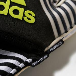 adidas ACE Trans Ultimate Torwarthandschuhe weiß / schwarz   – Bild 2
