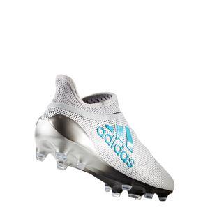 adidas X 17+ PURESPEED FG Dust Storm Pack weiß / blau – Bild 2
