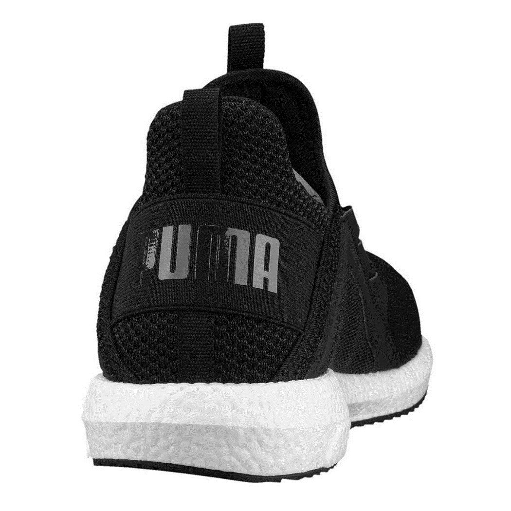 5463cb10c2db70 Puma Mega NRGY Knit Herren Laufschuhe Sneaker schwarz Schuhe Running