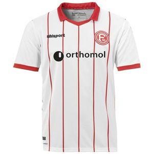 Uhlsport Fortuna Düsseldorf Heimtrikot 2017/2018 weiß / rot  – Bild 1