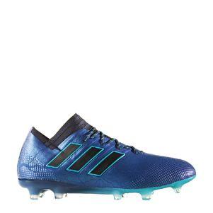 adidas NEMEZIZ 17.1 FG Fußballschuhe Thunder Storm Pack blau