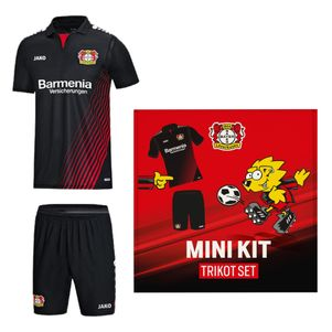 Jako Bayer 04 Leverkusen Babyset Heimtrikot 2017/2018