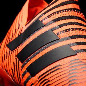 adidas Nemeziz 17+ 360 Agility FG orange / schwarz – Bild 5