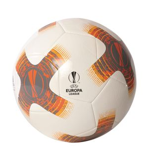 adidas UEFA Europa League Fußball 2017 2018 Capitano weiß – Bild 2