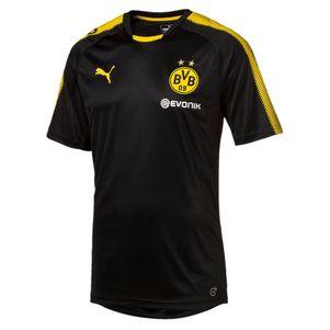 Puma BVB Borussia Dortmund Trainingsshirt 2017/2018 – Bild 1