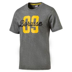 Puma BVB Borussia Dortmund Borusse 09 Tee T-Shirt 2017/2018 – Bild 1