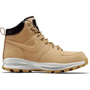 Nike Manoa Leather Herrenschuhe Stiefel braun – Bild 1