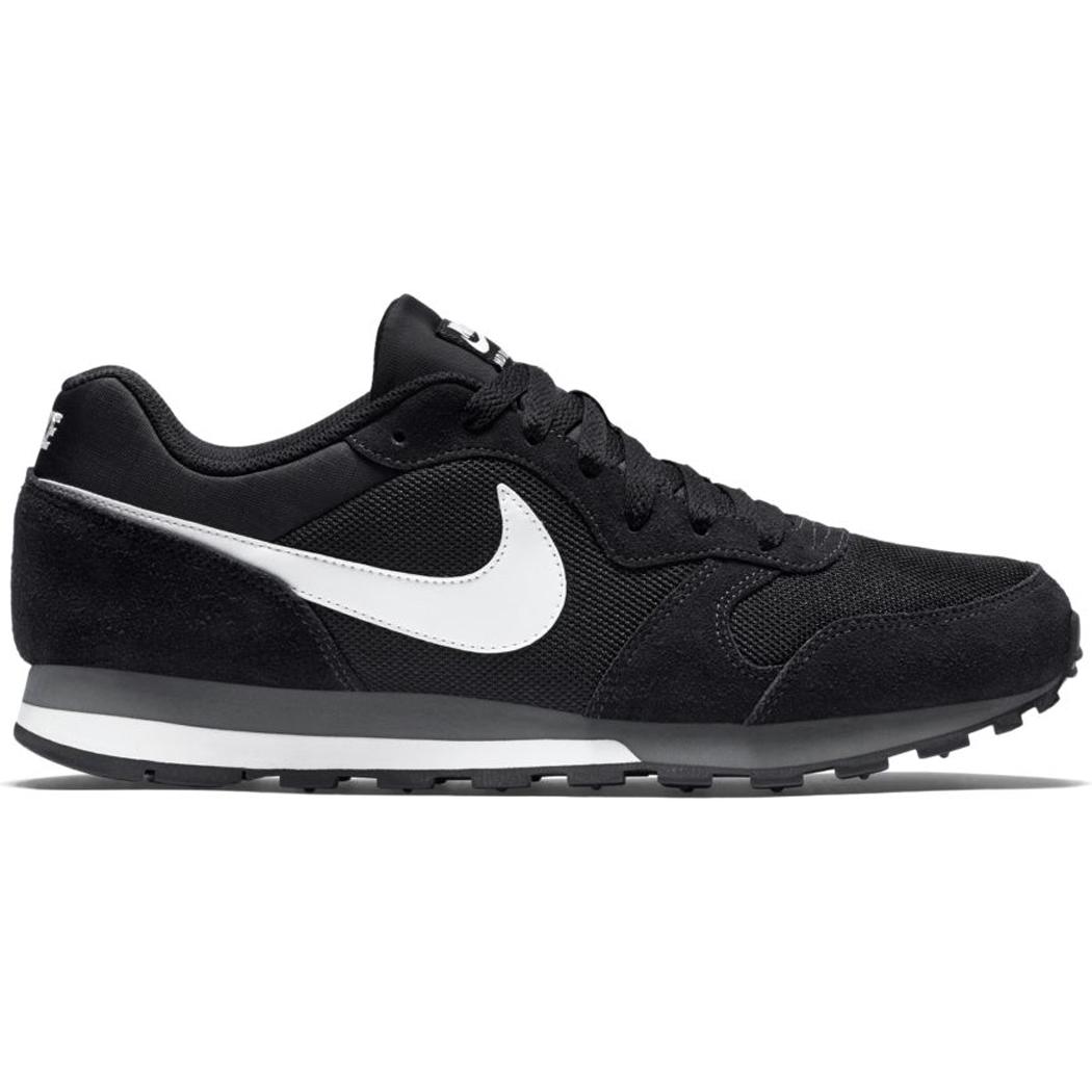 Nike MD Runner 2 Herren Sneaker Schwarz