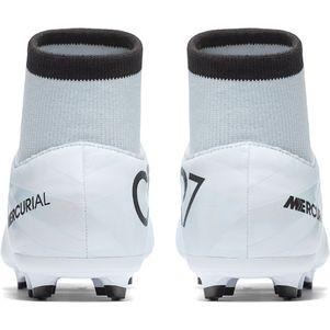 Nike CR7 Junior Mercurial Victory VI DF FG Chapter 5 weiß – Bild 3