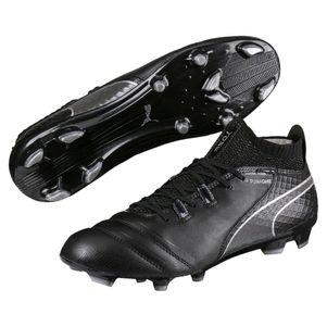 Puma ONE 17.1 FG Fußballschuhe schwarz  – Bild 5
