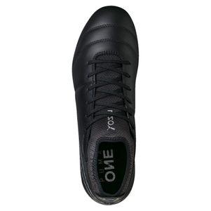 Puma ONE 17.2 FG Fußballschuhe schwarz  – Bild 4