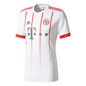 adidas FC Bayern München Champions LeagueTrikot weiß 2017 / 2018 – Bild 1