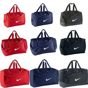 Nike Club Teambag Swoosh Sporttasche Größe S M L Farbe rot blau schwarz