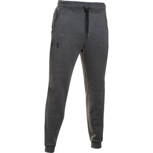 Under Armour Rival Cotton Jogger Fleece Jogginghose schwarz – Bild 8