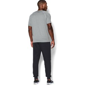 Under Armour Rival Cotton Jogger Fleece Jogginghose schwarz – Bild 7