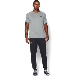 Under Armour Rival Cotton Jogger Fleece Jogginghose schwarz – Bild 5