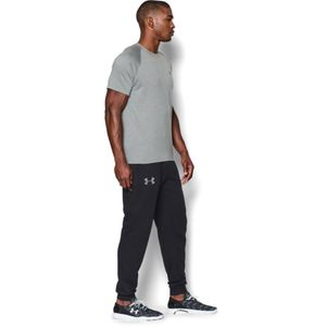 Under Armour Rival Cotton Jogger Fleece Jogginghose schwarz – Bild 6