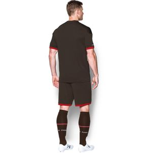 Under Armour FC St. Pauli Home Heimtrikot 2017/2018 braun – Bild 5