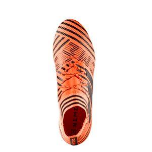 adidas NEMEZIZ 17.1 FG Pyro Storm Pack orange / schwarz  – Bild 5