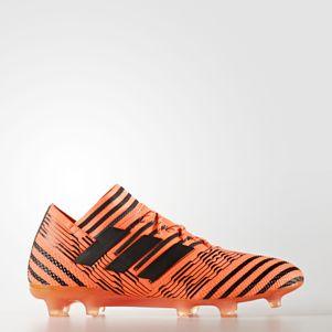 adidas NEMEZIZ 17.1 FG Pyro Storm Pack orange / schwarz  – Bild 9