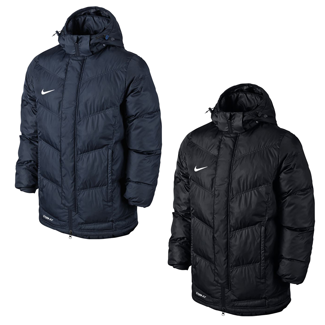 nike winterjacke team winter mode herren jacken. Black Bedroom Furniture Sets. Home Design Ideas