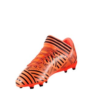 adidas NEMEZIZ 17.3 FG Junior Pyro Storm Pack orange / schwarz – Bild 2