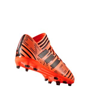 adidas NEMEZIZ 17.3 FG Junior Pyro Storm Pack orange / schwarz – Bild 3