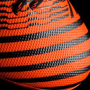 adidas Nemeziz 17.3 FG Pyro Storm Pack orange / schwarz – Bild 7