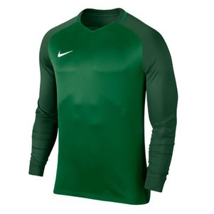 Nike Dry Team Trophy III Langarm Fußballtrikot  – Bild 1