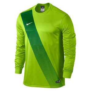 Nike Sash Langarm Fußballtrikot – Bild 1
