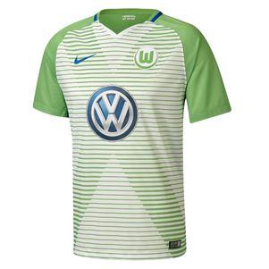 Nike VfL Wolfsburg Heimtrikot 2017/2018 – Bild 1