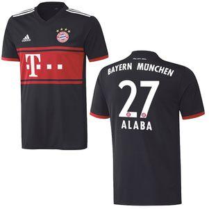 adidas FC Bayern München Auswärtstrikot mit Flock 2017 / 2018  – Bild 18