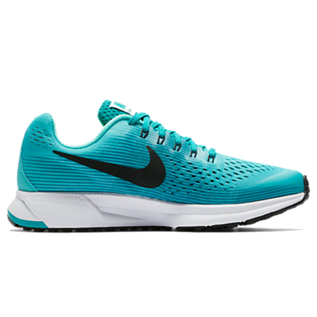 Nike Kids Zoom Pegasus 34 Running Laufschuhe Kinder türkis   Fussballgott24 Himmlisch shoppen, teuflisch günstig