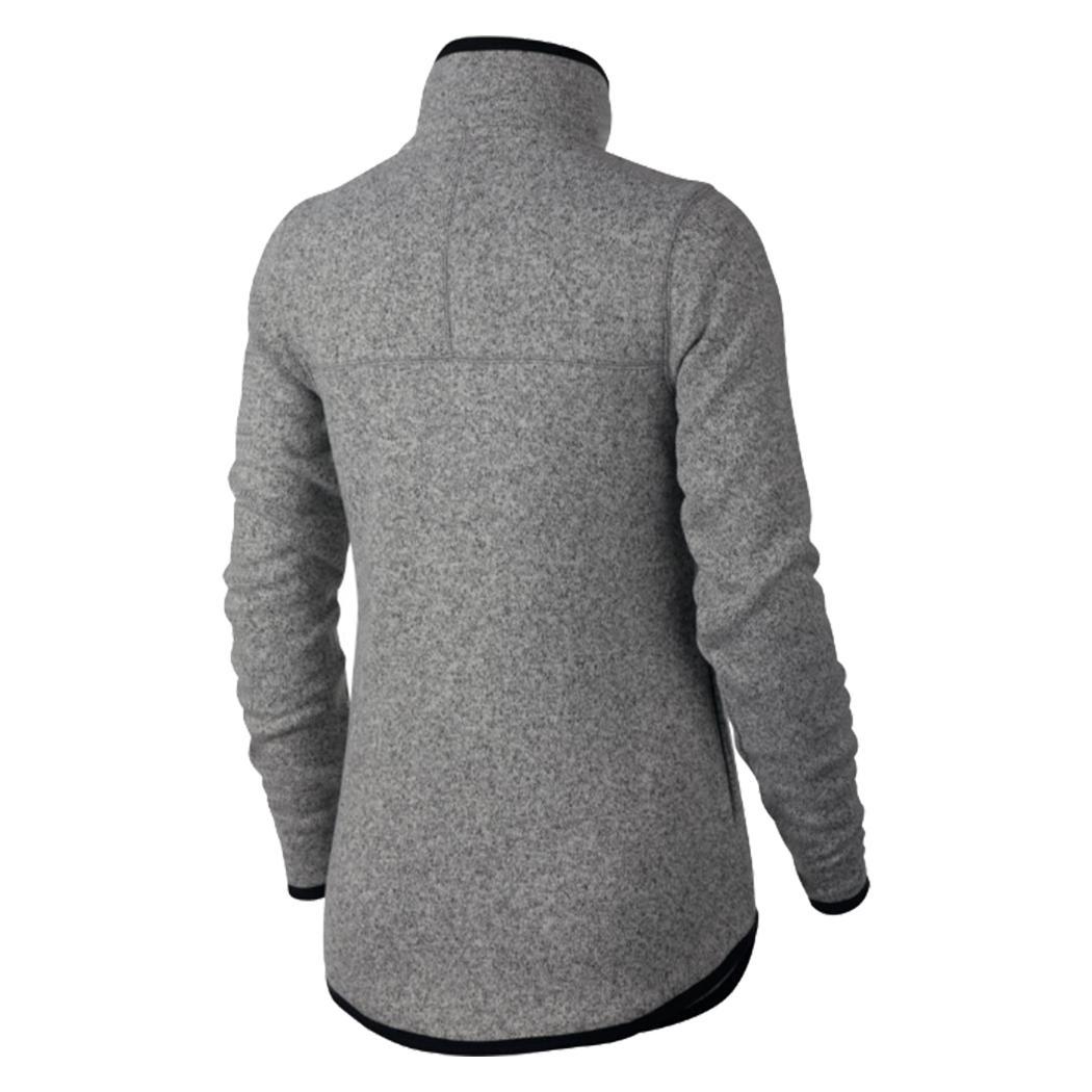 nike sportswear top pullover mode damen jacken. Black Bedroom Furniture Sets. Home Design Ideas