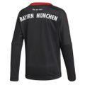 adidas FC Bayern München Home Towart Minikit 2017/2018 schwarz / rot