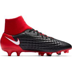 Nike Magista Onda II Dynamic Fit FG rot / schwarz – Bild 3