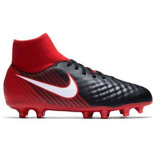 Nike Kinder Magista Onda II Dynamic Fit FG rot / schwarz – Bild 1