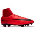 Nike Kinder Mercurial Victory VI Dynamic Fit FG rot / schwarz