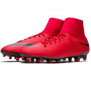 Nike Hypervenom Phelon III Dynamic Fit FG rot / schwarz – Bild 3