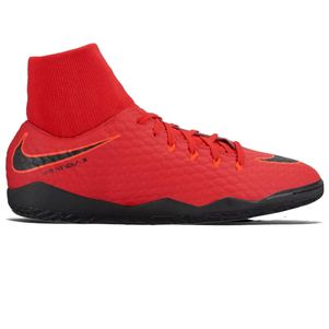 Nike HypervenomX Phelon III Dynamic Fit IC rot / schwarz – Bild 1
