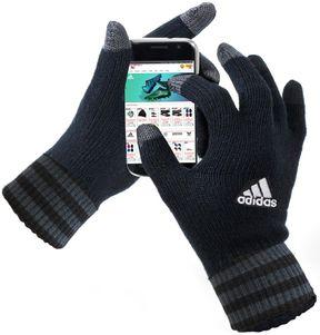adidas Tiro Handschuhe Feldspielerhandschuhe schwarz / grau – Bild 2