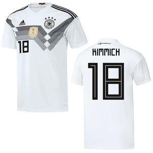 adidas DFB Home Deutschland Heimtrikot weiß WM 2018 auch mit Flock – Bild 22