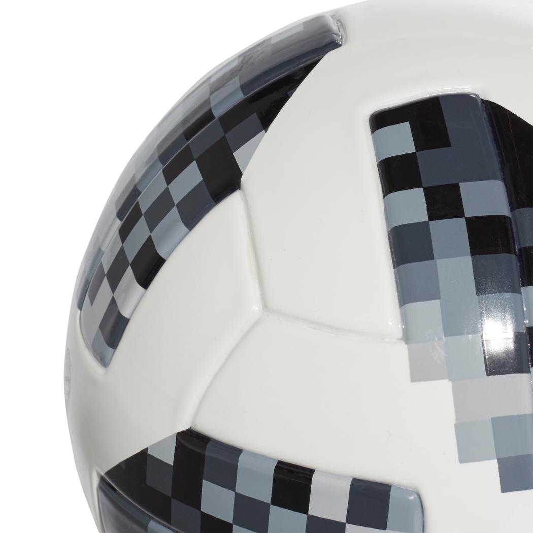 Adidas Telstar 18 Mini Ball Wm 2018 Fussball Gr 1 Weiss Schwarz