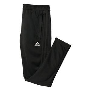 adidas Kinder Tiro 17 Trainingshose lang schwarz  – Bild 3